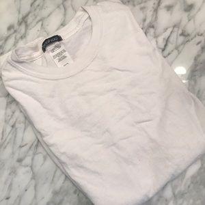 Boohoo White T-Shirt